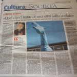 La Nuova Venezia 27 mag 2015