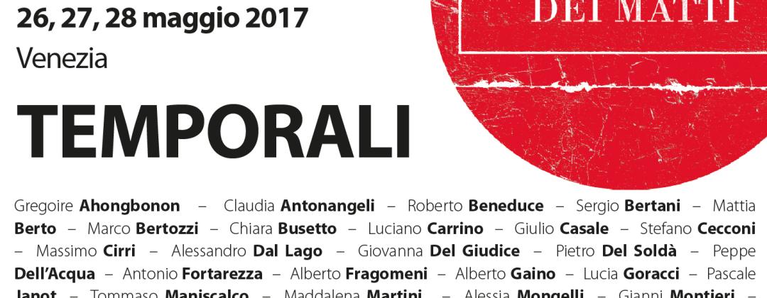 Programma  Festival dei matti 2017
