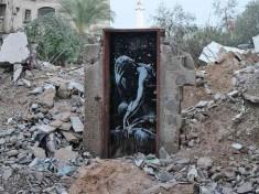 Banksy guerra