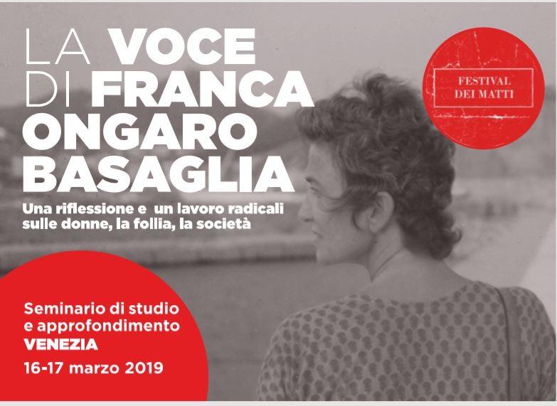 seminario Franca Ongaro Basaglia