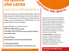 Matti 2021-09-24 Padova quello che canta G